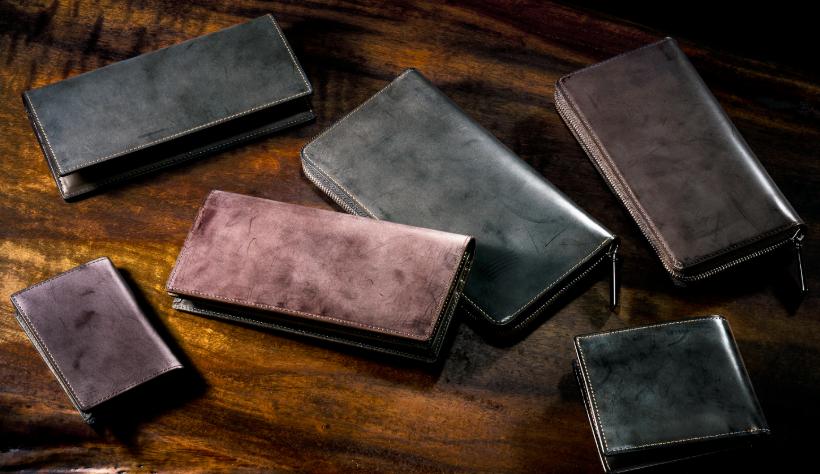ココマイスター(cocomeister)のコードバンの財布などアイテム全紹介