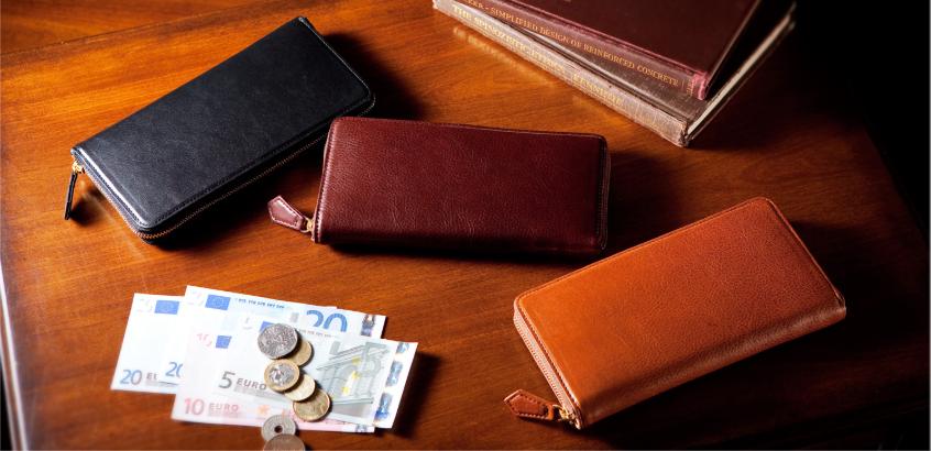 ココマイスターのマットーネの財布などアイテム全紹介