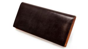 THIN BRIDLE(シンブライドル)ラウンドファスナー長財布