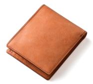 カルドミラージュ二つ折り財布 サハラ