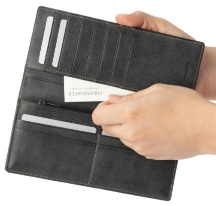 カルドミラージュ長財布