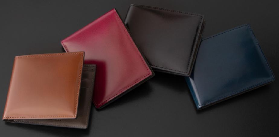 Mens Leather Storeのアーキライン二つ折り財布